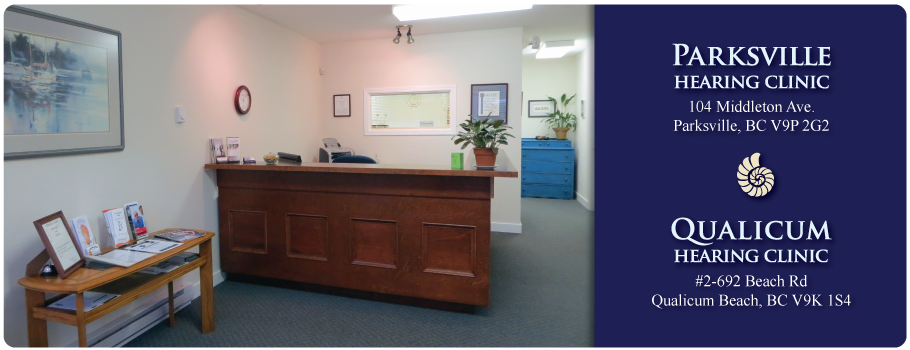 Hearing Clinic Interior | Parksville Hearing Clinic, Qualicum Hearing Clinic