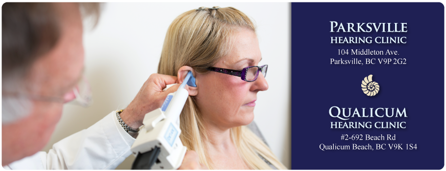 Custom Ear Mold | Parksville Hearing Clinic, Qualicum Hearing Clinic