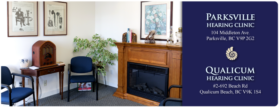 Parksville Hearing Clinic Interior | Parksville Hearing Clinic, Qualicum Hearing Clinic